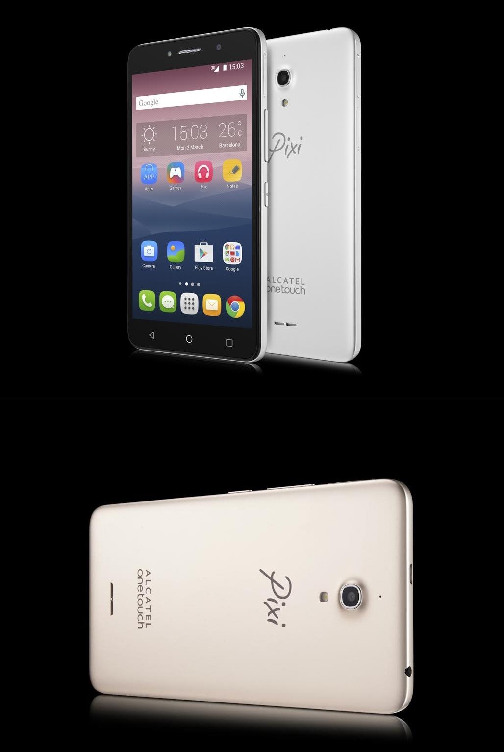 Alcatel OneTouch Pixi 4 (6) 3G v prodeji. Výbavou zklame
