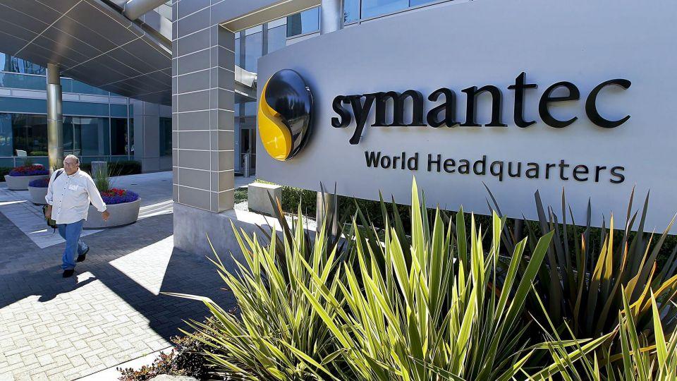 Broadcom má zájem o antivirovou firmu Symantec