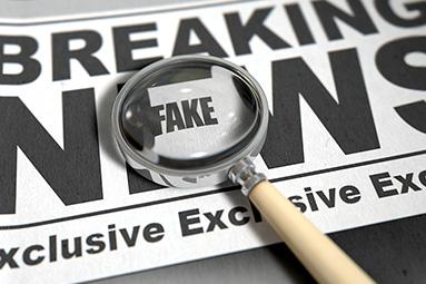 Fake problémy s fake news: Když profíci ohýbají realitu