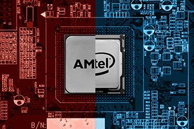Nárůst výkonu CPU za posledních osm let  – AMD vs. Intel