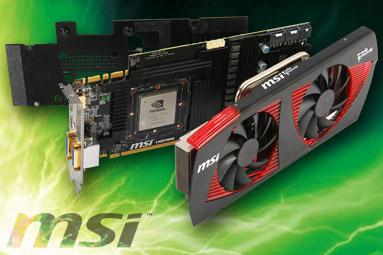 MSI GeForce GTX 480 Lightning – luxusně vymazlená Fermi