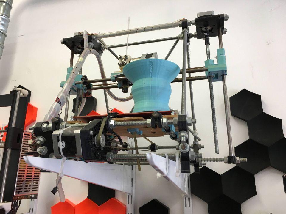 První průšovská tiskárna