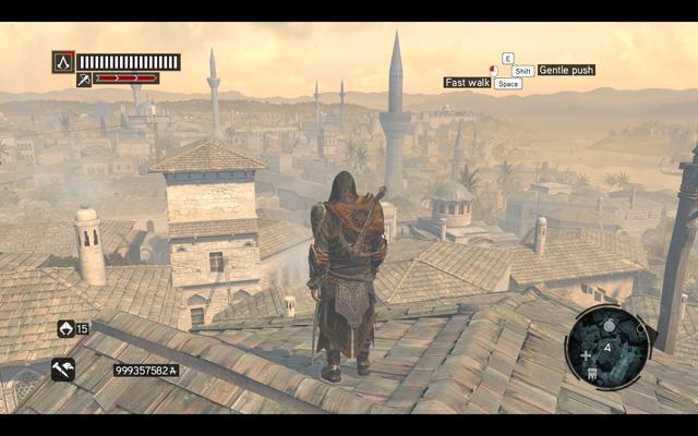 Assassin's Creed: Revelation — silný příběh i pro slabší PC