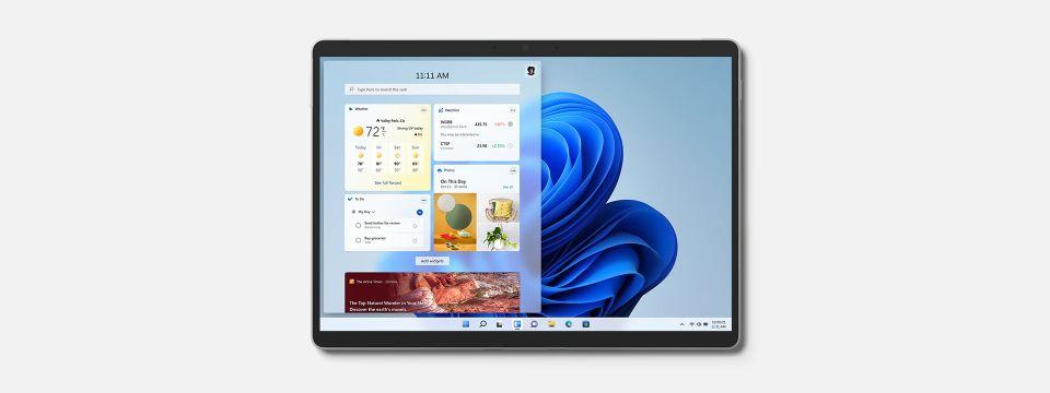 Microsoft ha presentado nuevas tabletas, Surface Laptop Studio y Surface Duo 2