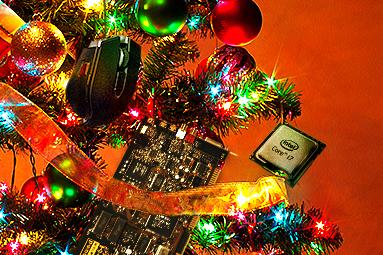 Krásné Vánoce a spoustu budoucích exponátů!