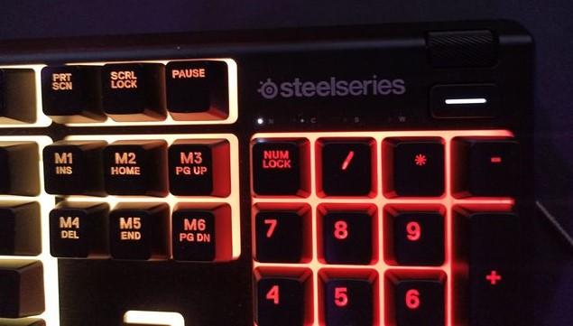 SteelSeries Apex 3 a Apex 5: membrána versus hybrid