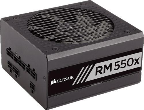 Napájecí zdroj Corsair RM550x