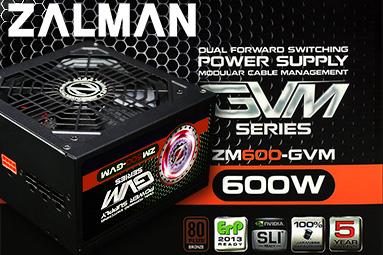 Zalman ZM600-GVM: modulární Sirtec podruhé