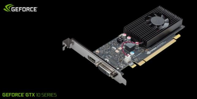 Grafika Nvidia GeForce GT 1010 je určena pro starší PC