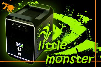 nVidia Little Monster — malý herní počítač pro fandy GeForce