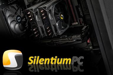 SilentiumPC Aquarius X90: prostorné hi-tech akvárium