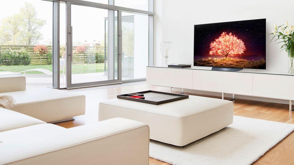 LG OLED B1 - nejlepší televize pro hráče