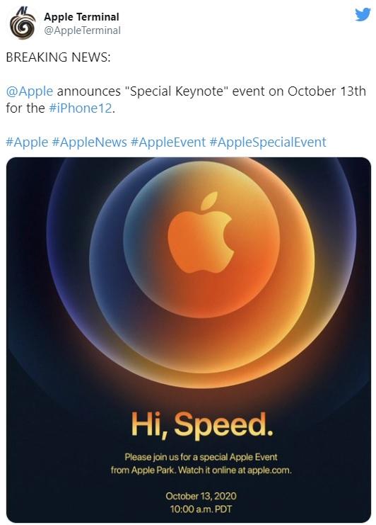 Apple prozradil, kdy odhalí nové iPhony 12