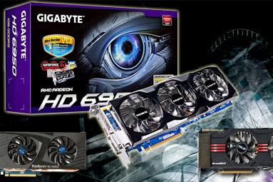 Vybíráme nejlepší Radeon HD 6950 1GB — králové Full HD?
