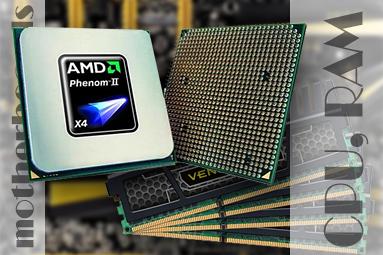 Vánoční průvodce výběru CPU, RAM a základní desky