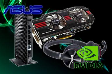 Soutěžte o šest skvělých cen NVIDIA a Asus – vyhlášení