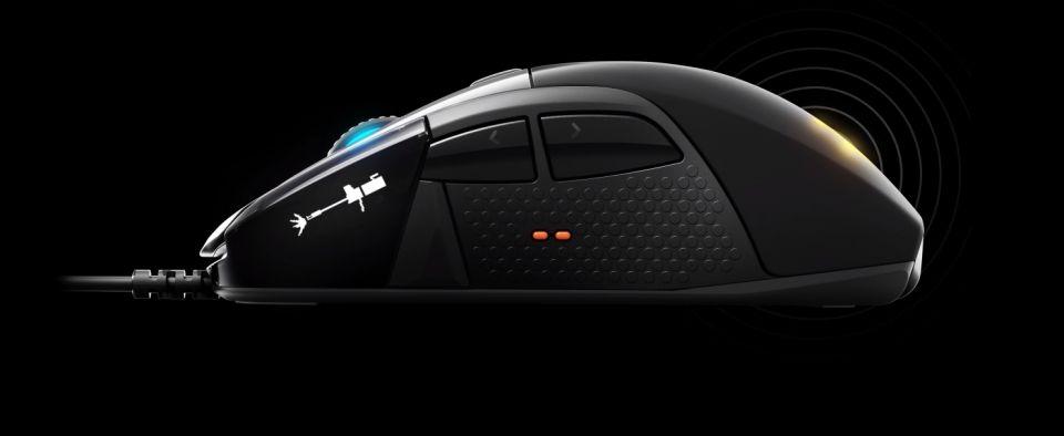 SteelSeries Rival 710: téměř dokonalý myšák