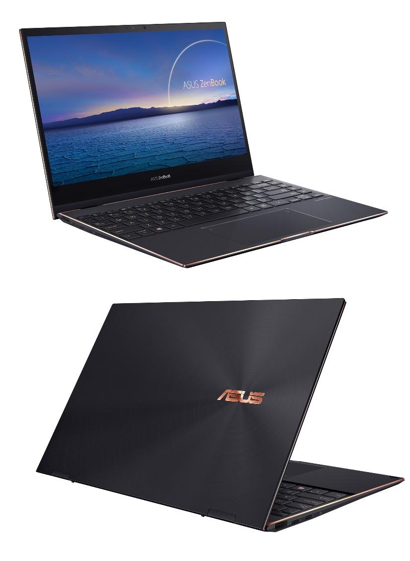 Asus ZenBook Flip S (UX371) je nový ultraboook sIntel Evo