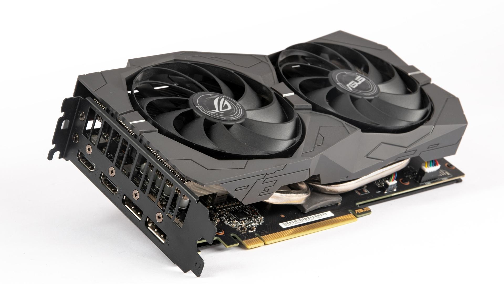 Asus ROG Strix GeForce GTX 1660 Super O6G v testu