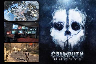 Call of Duty: Ghosts — test nároků překvapivě pěkné hry