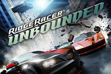 Ridge Racer: Unbounded — odbytá konverze z konzolí