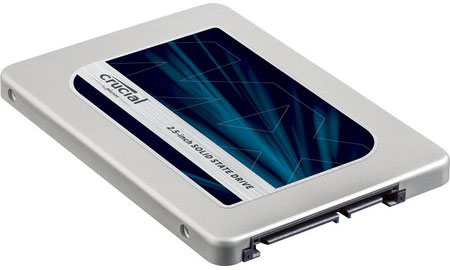 SSD disk Crucial MX300