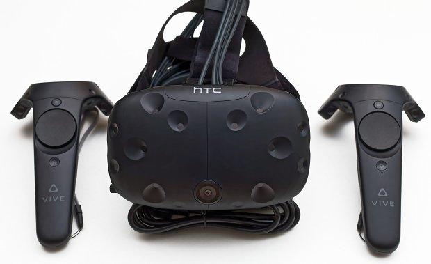 HTC Vive – Nejlepší set pro Virtuální Realitu na trhu