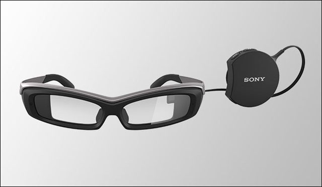 Sony zahájilo prodej brýlí pro rozšířenou realitu SmartEyeglass SED-E1 v deseti zemích