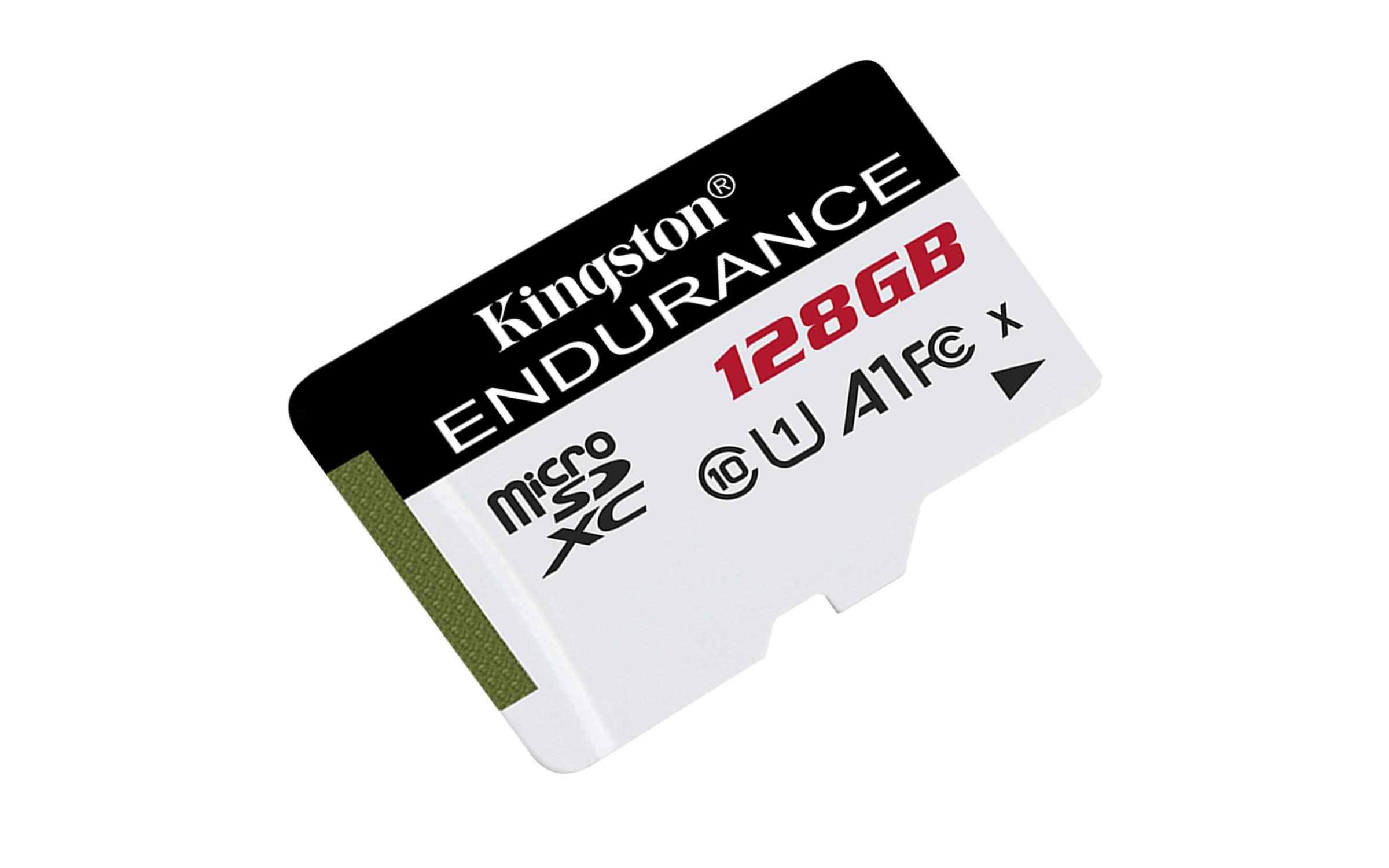 Kingston Digital představil nové odolné microSD karty High Endurance