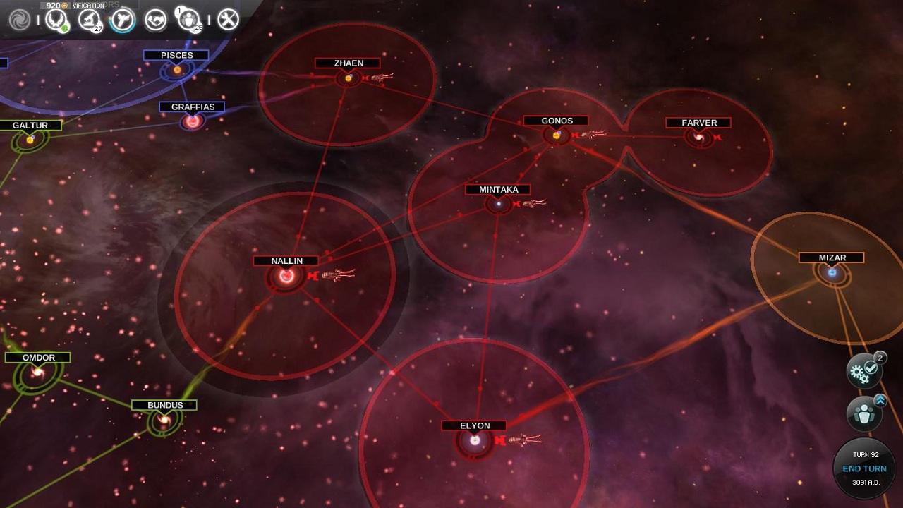 Endless Space – sci-fi strategie s velkými ambicemi