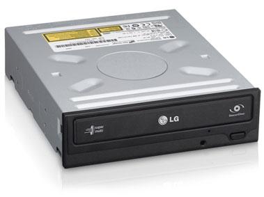 Víceformátová DVD vypalovačka LG GH24NS