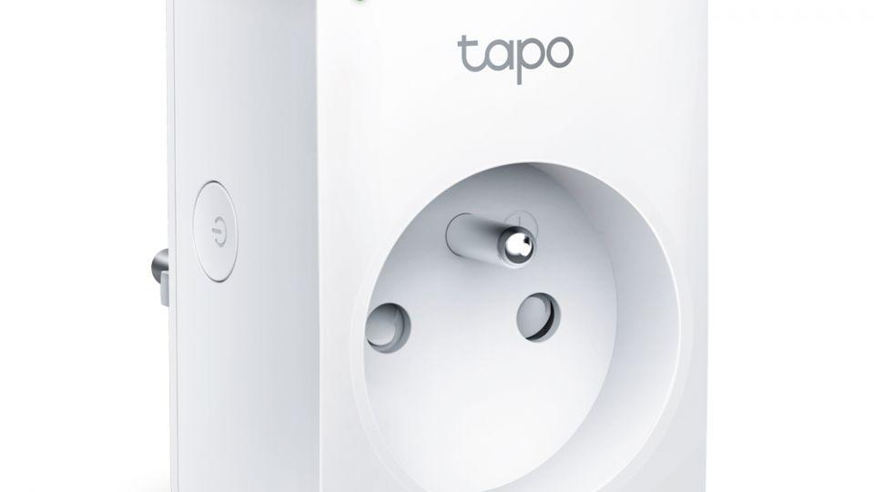 TP-Link Tapo P110 je smart zásuvka s měřením spotřeby energie