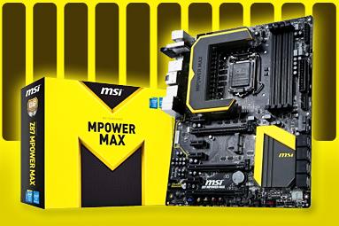 Zrozena nejen pro přetaktování – MSI MPower Max