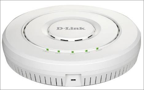 D-Link DWL-8620AP a DWL-8620APE: Firemní přístupové body