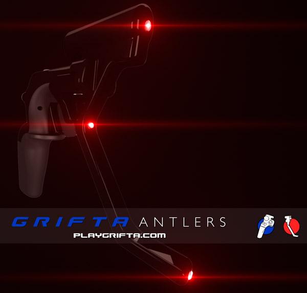Grifta: univerzální modulární gamepad pro konzole, PC i Androidí zařízení