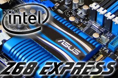 Asus P8Z68-V Pro – čipset Intel Z68 Express v akci
