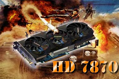 Test čtveřice Radeonů HD 7870 — kterou značku zvolit?
