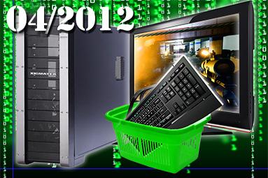 Doporučené sestavy a monitory – duben 2012