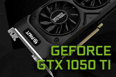 4× GF GTX 1050 Ti 4G v testu provozních vlastností