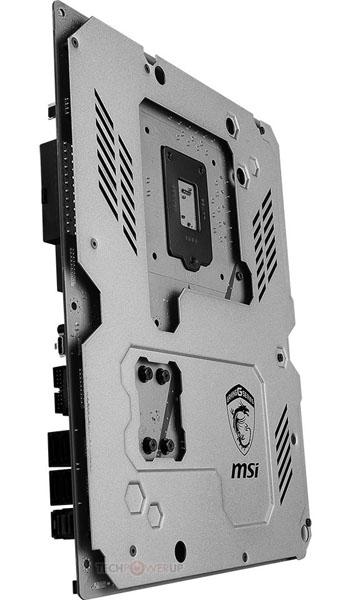 MSI odhalil základní desku pro fajnšmekry Z170A MPower Gaming Titanium