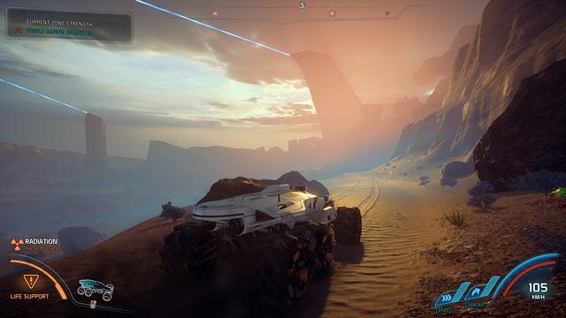 Mass Effect Andromeda – vliv nastavení na výkon