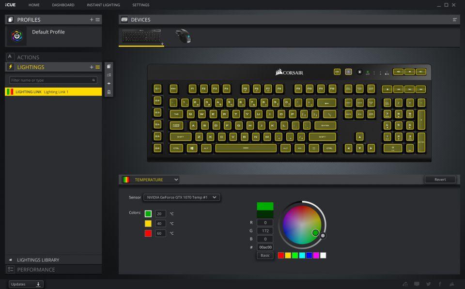 Corsair K57 RGB Wireless – tichá a elegantní klávesnice ;