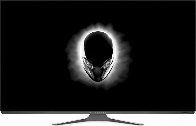OLED monitor DELL AW5520QF za cca 70 000 Kč