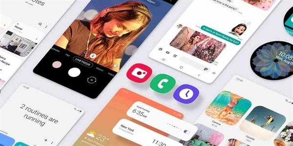 Nadstavba One UI 2.5 směřuje na další telefony Samsung Galaxy