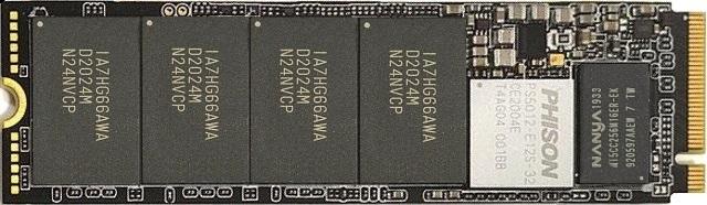 Disk Corsair MP400 zepředu
