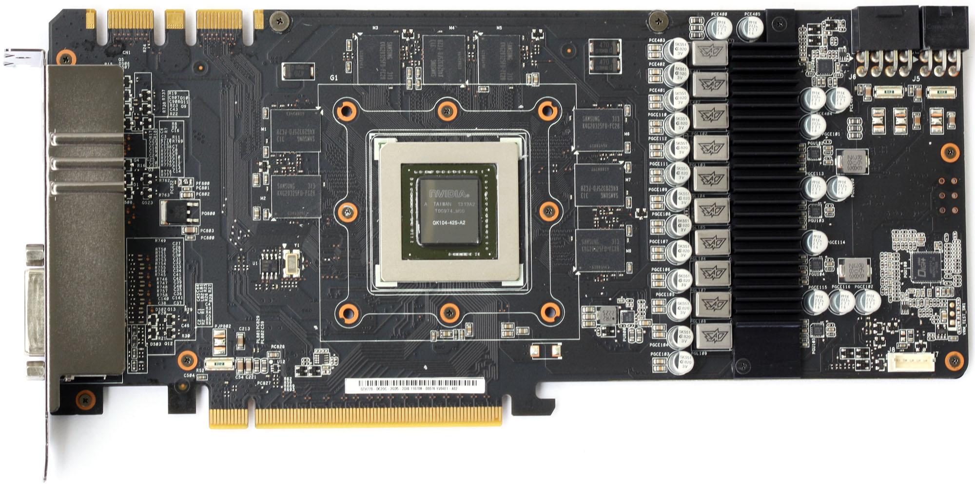 Srovnání GeForce GTX 770 — Asus vs. Gigabyte vs. MSI