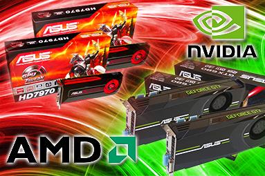 GeForce GTX 680 SLI versus Radeon HD 7970 CrossFire