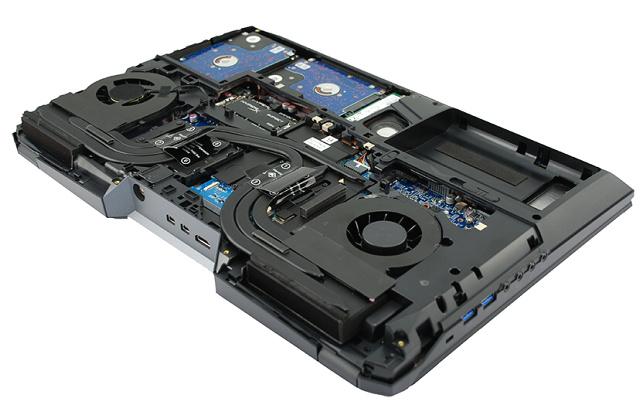 Eurocom Sky X7C – Pracovní stroj s Core i7-8700K a GTX 1070