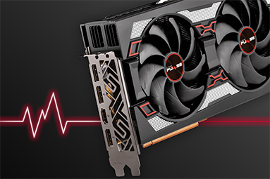 Test Sapphire Pulse RX 5700 XT OC 8GB: Navi 10 dobře a levně