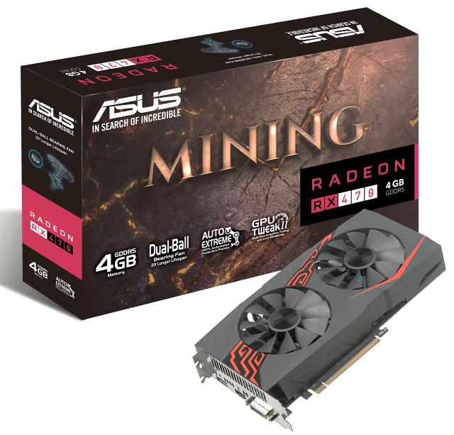 ASUS Mining P106-6G: test těžební karty na kryptoměny